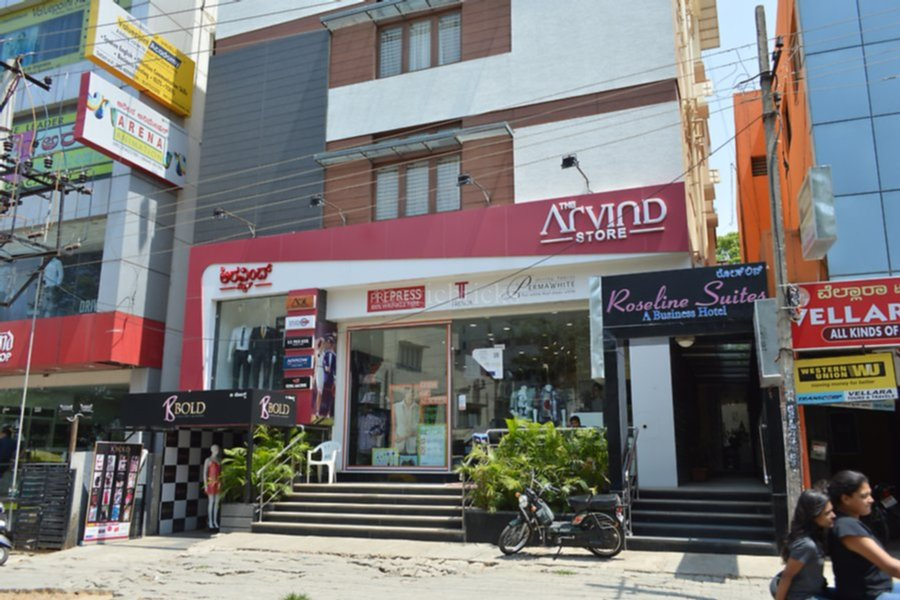 Photos Of The Arvind Store In HRBR Layout, Bangalore | Photo ...