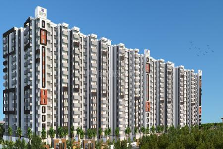 MJ Lifestyle Amadeus Residential Project