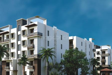 Manglams Aananda Residential Project