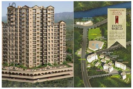 1 BHK Multistorey Apartment in Falco World at Kalyan-Image