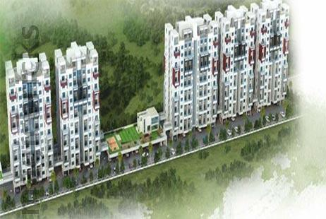 2 BHK Multistorey Apartment for Sale in Sukhwani Coloronic at Ravet, Pimpri Chinchwad-Image
