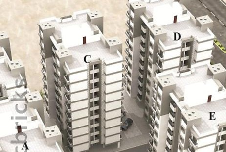 2 BHK Multistorey Apartment for Sale in Tulsi Heights at Ajwa Road-Image