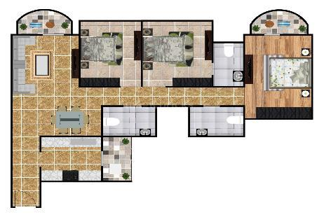 3 BHK Multistorey Apartment in Tata Gateway Towers at Mulund East-Image