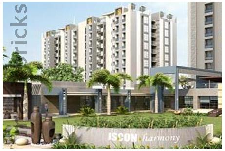 2 BHK Multistorey Apartment for Sale in ISCON Harmony at Sevasi-Image