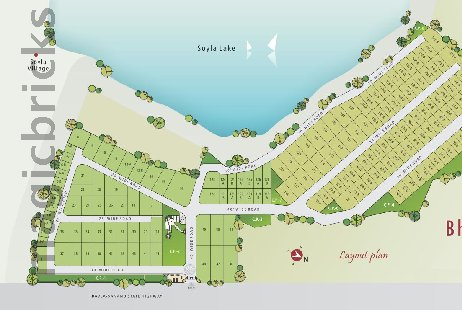 Residential Plot in Bhagirath Lake City at Sanand-Image