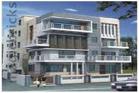 3 BHK Builder Floor Apartment in Metrotech Builder Floors at Saket-Image