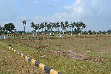 Residential Plot in AVC Township Sector VI at Nagarjuna Sagar Road-Image