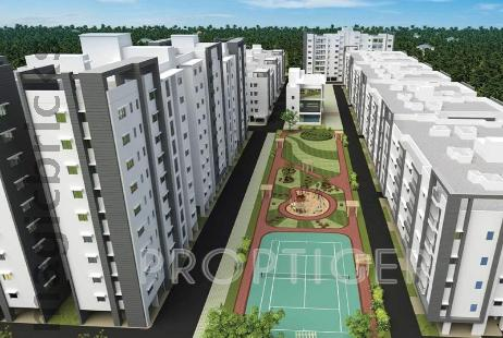 Adroit Urban District S - New Project
