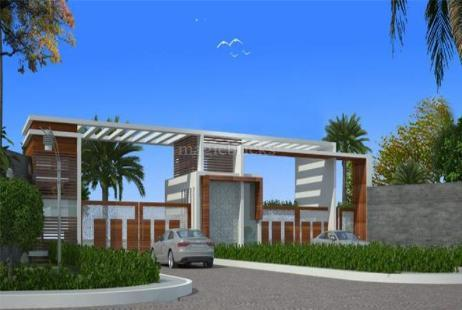 Residential Plot in Aero Space County at Adibatla-Image
