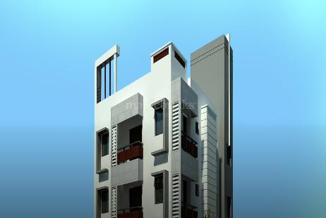 3 BHK Multistorey Apartment in Ashiana at Velachery-Image