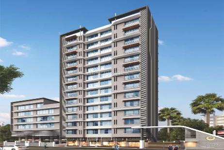 1 BHK Multistorey Apartment for Sale in Aspire at Kandivali West-Image