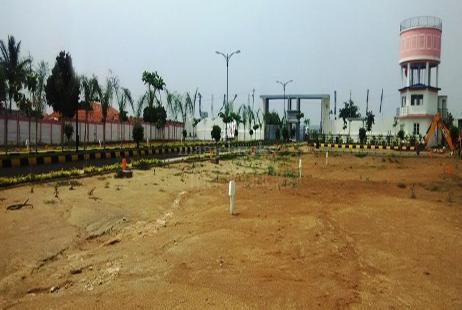 Residential Plot in Best Green Valley at Chandapura-Image