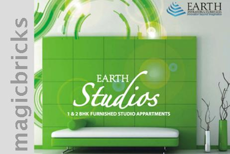 1 BHK Multistorey Apartment in Earth Titanium City at Yamuna Expressway-Image