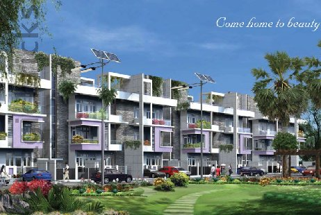 3 BHK Residential House in Project Esencia at Golf course Extension Road-Image
