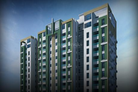 3 BHK Multistorey Apartment in Esthell Golden Square at Velachery-Image