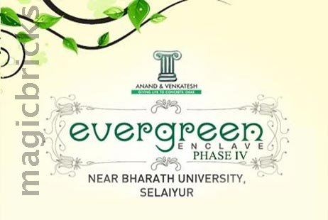 Evergreen Enclave - New Project