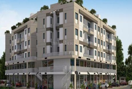 2 BHK Multistorey Apartment for Sale in Fortune V at Sunpharma Road-Image