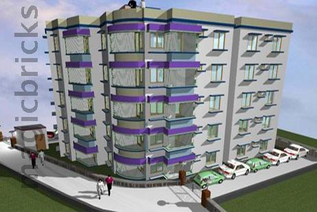 2 BHK Multistorey Apartment for Sale in Ganga Jamuna and Bhagirathi at Sodepur-Image
