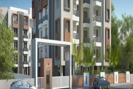 2 BHK Multistorey Apartment for Sale in Garnet at Vasna Road-Image