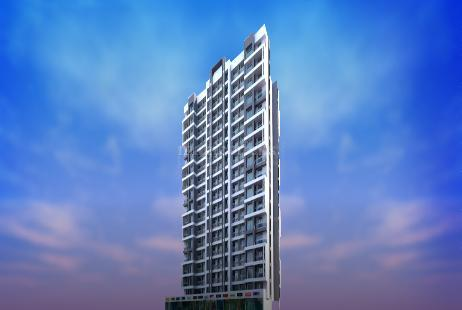 2 BHK Multistorey Apartment for Sale in Giriraj Majesty at Shilphata-Image