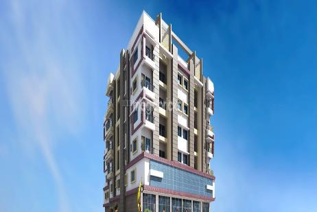 3 BHK Multistorey Apartment in Grandeur Green at Amingaon-Image