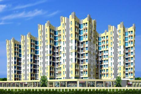 1 BHK Multistorey Apartment in HDIL Premier Residences at Kurla West-Image