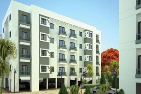 2 BHK Multistorey Apartment for Sale in Icon Green at Manjalpur-Image