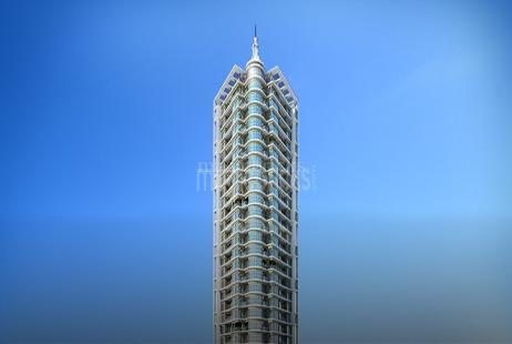 2 BHK Multistorey Apartment in Infinity Tower at Kopar Khairane-Image