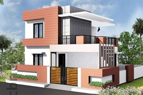 1 BHK Villa in JRD Hill Heritage at Kovai Pudur-Image