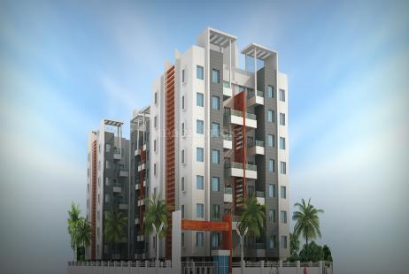 1 BHK Multistorey Apartment in Jhulelal Towers at Pimple Saudagar, Pimpri Chinchwad-Image
