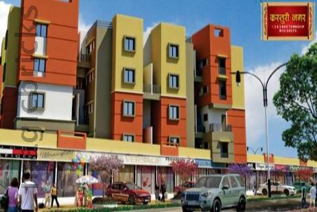 Kasturi Nagar - New Project