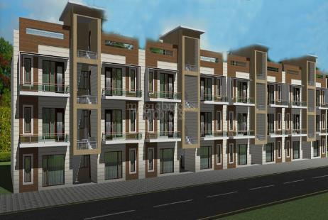 2 BHK Multistorey Apartment in Luxury Affordable 1 at Kharar-Image