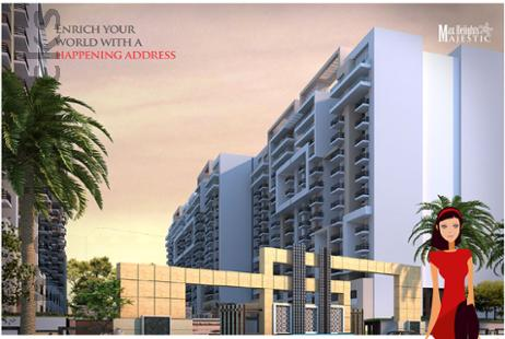 2 BHK Multistorey Apartment for Sale in Max Heights Majestic at Sikar Road-Image