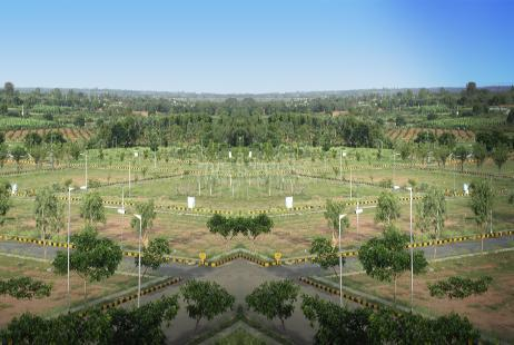 Residential Plot in Mid Way Residency at NH-8-Image