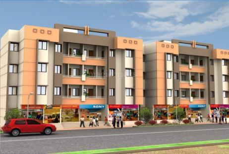 2 BHK Residential House in My Town at Butibori-Image
