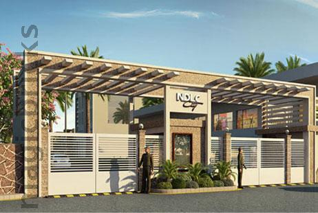 Residential Plot in NDLC City 1 at Alwar Bypass Road-Image