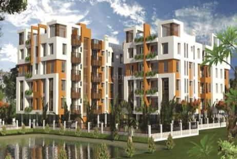 2 BHK Multistorey Apartment in Orange Nest at Rajarhat-Image