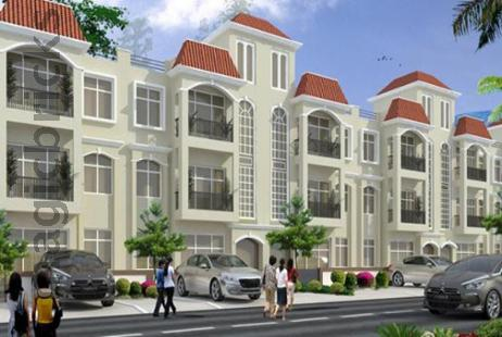 2 BHK Multistorey Apartment in Pearls Pride at Sector 100-Image