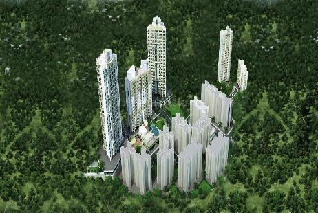 2 BHK Residential House in Prestige Residency at Thane West-Image