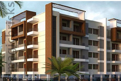 3 BHK Multistorey Apartment in R S Elegance at Medavakkam-Image