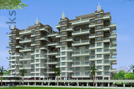 1 BHK Multistorey Apartment in Rainbow Vissta at Ravet, Pimpri Chinchwad-Image