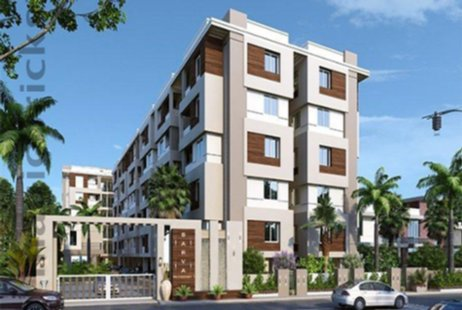 2 BHK Multistorey Apartment for Sale in Sarva Residency I at Harni Road-Image
