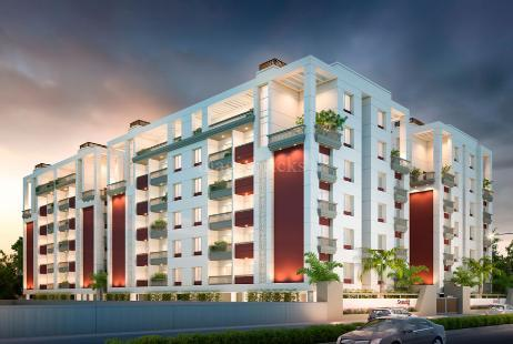 2 BHK Multistorey Apartment for Sale in Seasons at Vasna-Bhayli Road-Image