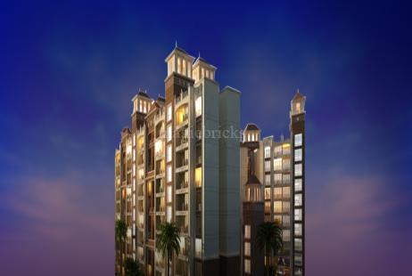 1 BHK Multistorey Apartment for Sale in Shree Balaji Paradise at Neral-Image