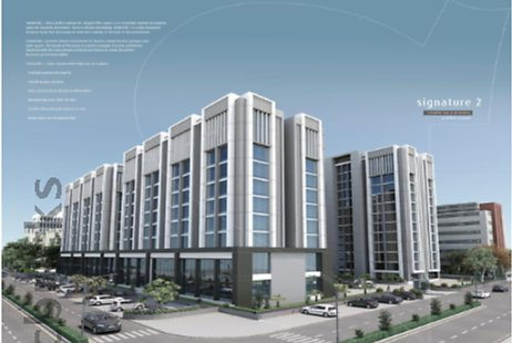 Commercial Office Space for Sale in Signature II at Sarkhej-Image