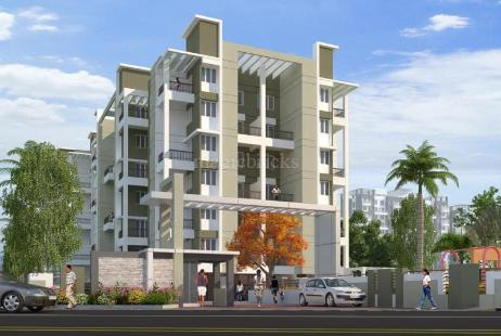 1 BHK Multistorey Apartment in Silver Valley at Talegaon Dabhade-Image