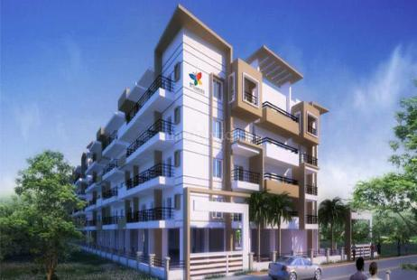 2 BHK Multistorey Apartment in Sree JD Gardens at Horamavu-Image