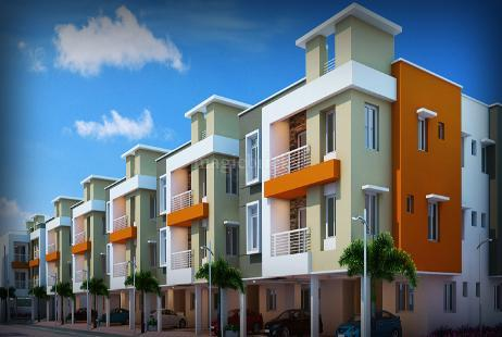 3 BHK Multistorey Apartment in Sri Shivani Enclave at Medavakkam-Image