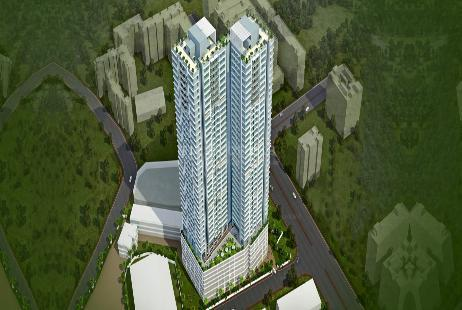 3 BHK Multistorey Apartment in Sunteck City Avenue 1 And Avenue 2 at Goregaon West-Image
