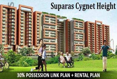 Suparas Cygnet Heights - New Project